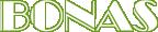 Bonas logo navbar